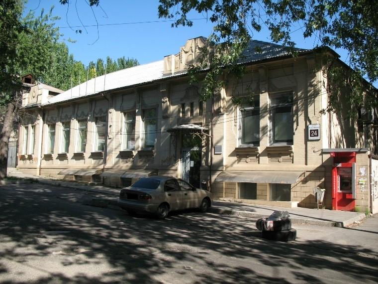 Нежитлове приміщення, площею 593,8 кв. м., за адресою: м. Запоріжжя, вул. Свердлова, буд. 24