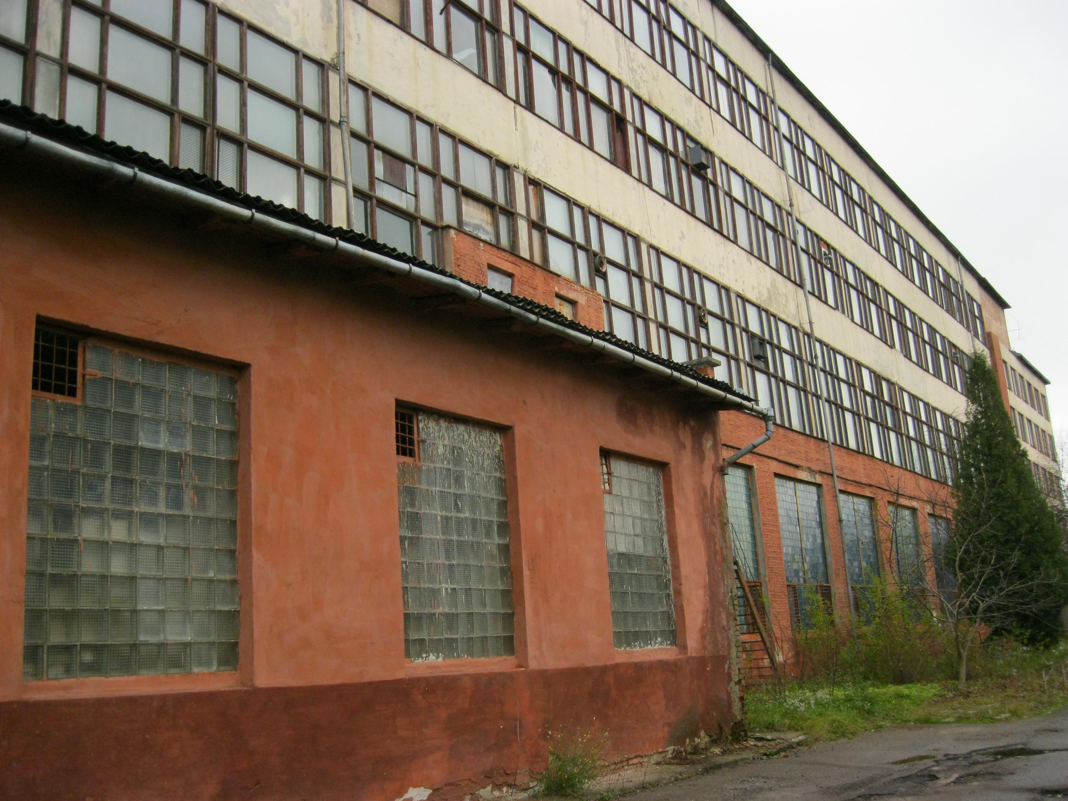 Прибудова до 1-го поверху будівлі головного виробничого корпусу м. Тисмениця