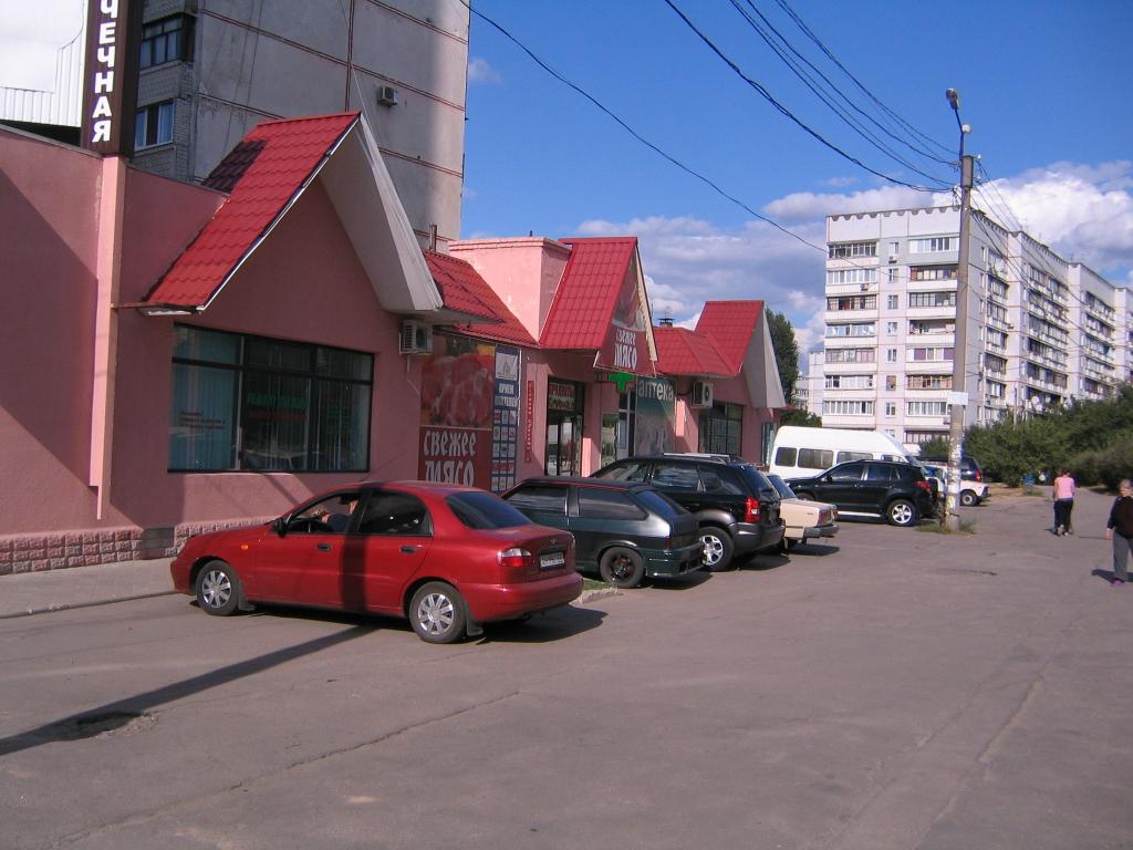 """Нежитлова будівля літ. """"А-1"""" загальною площею 802,2 кв.м. розташована за адресою: м. Харків, вул. Гвардійців-Широнінців, 86"""